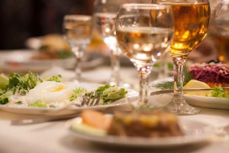 Ресторан для проведения юбилея
