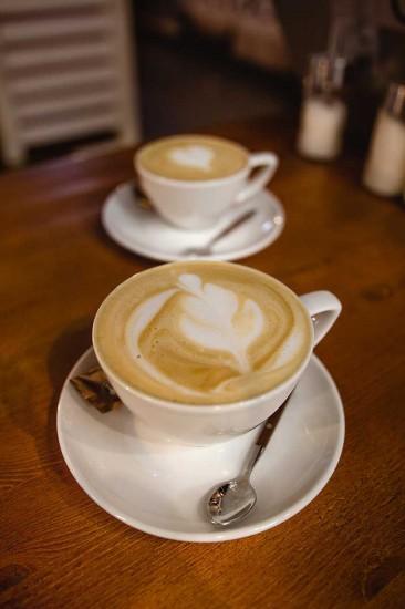 Кофейная карта