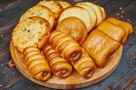 Пирожки и выпечка