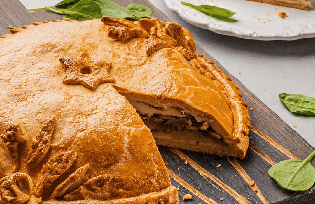 Попробуйте наши вкуснейшие пироги!