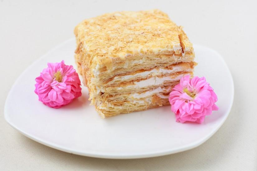 Пирожное Наполеон 100г