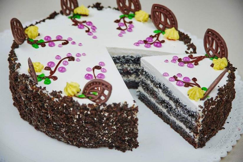 Торт Черемуховый 1кг