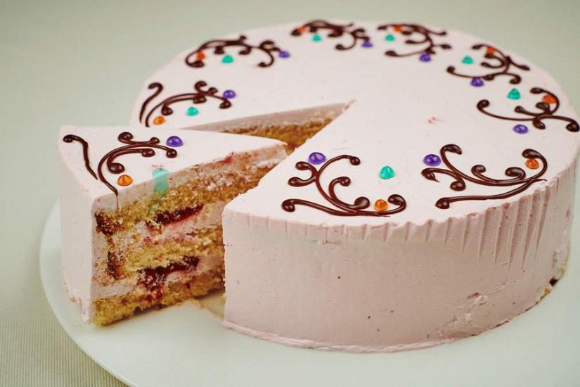 Торт Ягодный 1кг