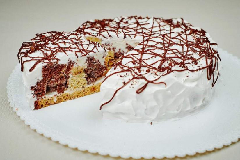 Торт Кучерявый Хлопчик 1кг