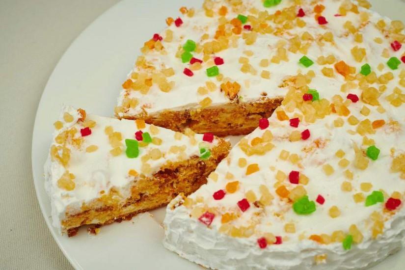 Торт Лисичка 1кг
