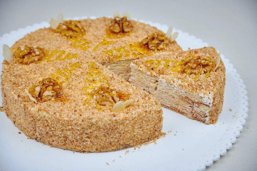 Торт Медовый 1кг