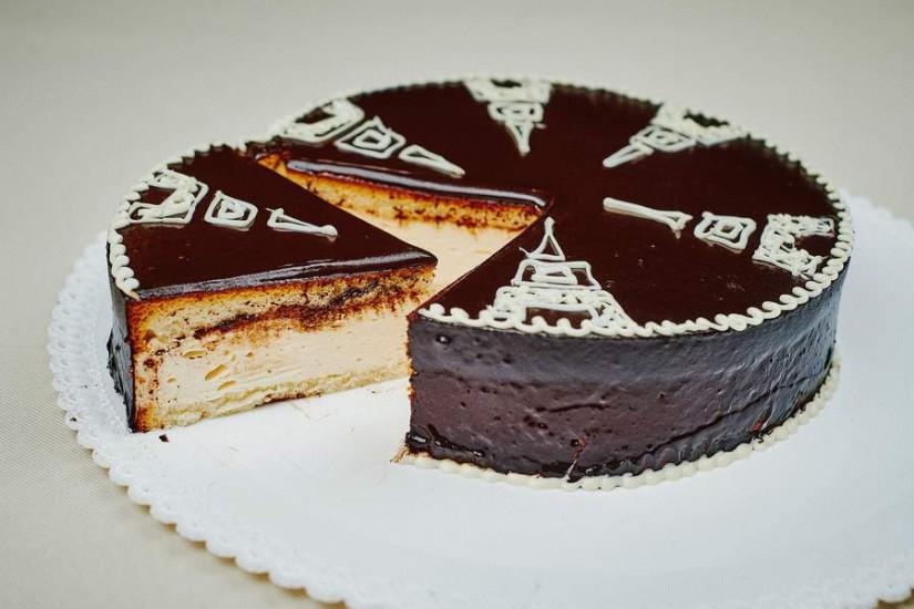 Торт Парижанка 1кг