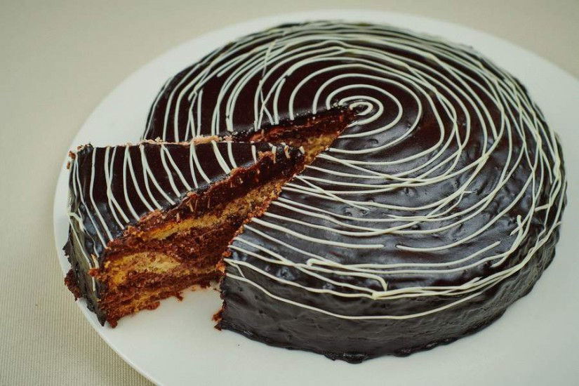 Торт Зебра 1кг