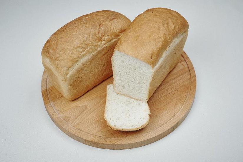 Хлеб Пшеничный форм в/с 500г