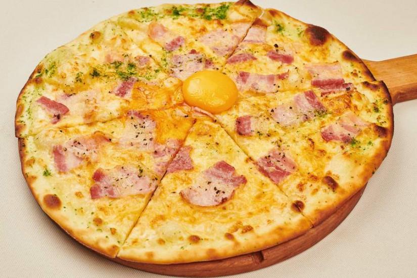 Пицца Карбонара 450 г